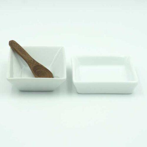 Porcelæn skål Leje af porcelæn skål