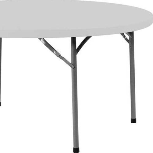 Runde-borde Leje af runde borde