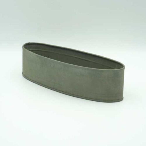 Oval skål Leje af oval skål