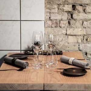 Dijon-Mahogany-serviet Miljøvenlige stofservietter